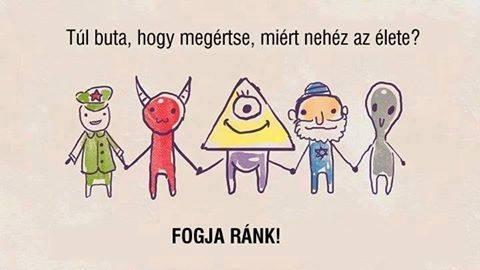 Forrás: Magyar Kétfarkú Kutya Párt Facebook-oldala